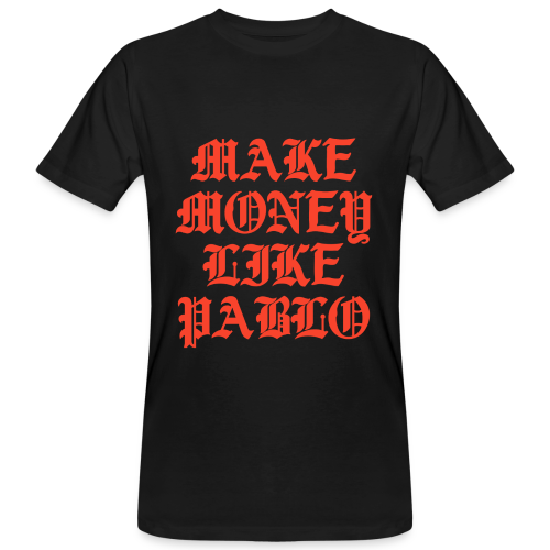 PABLO SHIRT - Männer Bio-T-Shirt