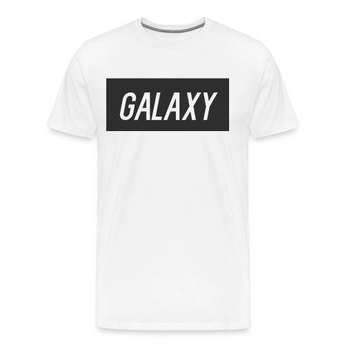 InternGalaxy White Mens Premium T-shirt - Men's Premium T-Shirt