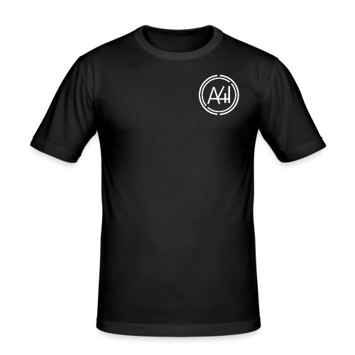 41er Slim fit-Shirt (beidseitig bedruckt) - Männer Slim Fit T-Shirt