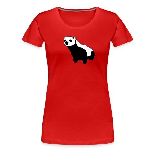 The Polecat Riots Premium Women's T-Shirt  - Women's Premium T-Shirt