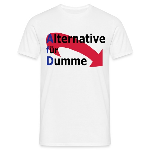 AFD Normal - Männer T-Shirt