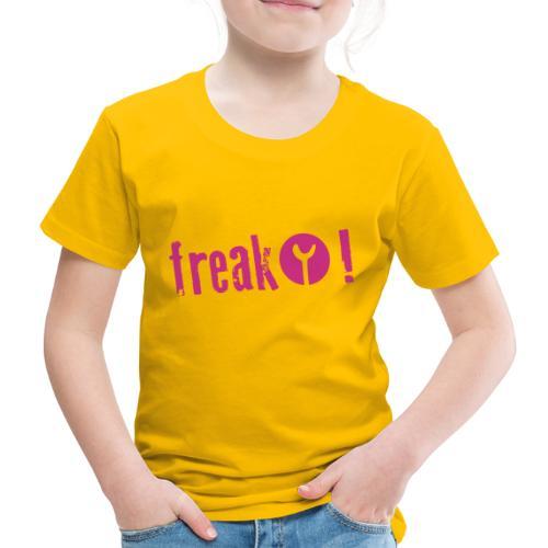 freaky - Kinder Premium T-Shirt