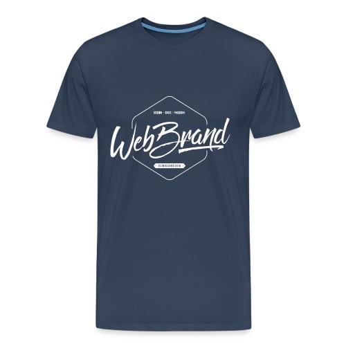 webbrand Shirt  - Männer Premium T-Shirt