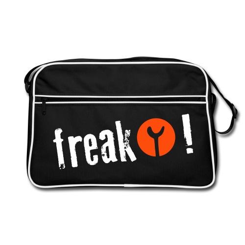 freaky - Retro Tasche