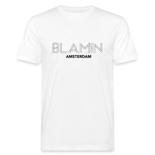 BLAMIN - CLASSIC - Mannen Bio-T-shirt