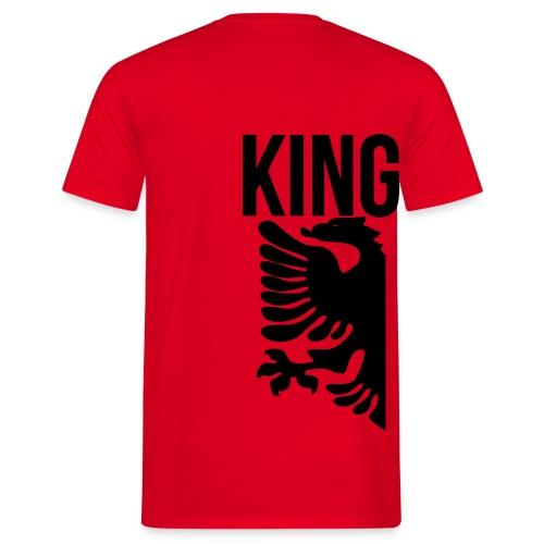 King Albo - T-shirt - Männer T-Shirt