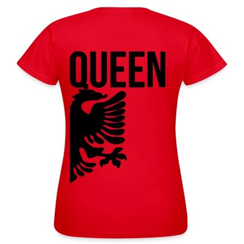 Queen - T-shirt - Frauen T-Shirt