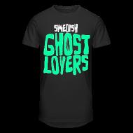 T-shirts ~ Urban lång T-shirt herr ~ SGL Lång Tröja