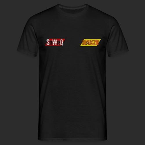 SoWeQ/Dakzii Tshirt - Herre-T-shirt