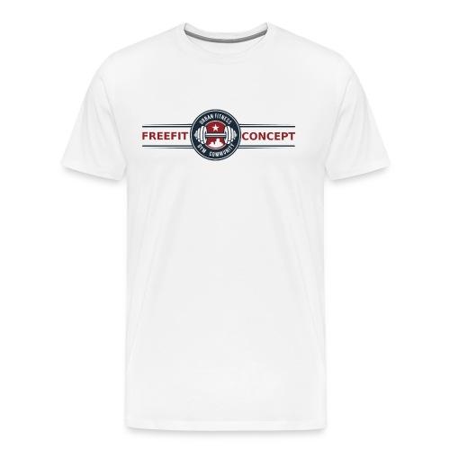 Tshirt col rond - T-shirt Premium Homme