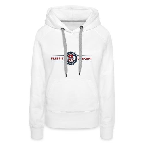 SweatShirt pour Femmes - Sweat-shirt à capuche Premium pour femmes