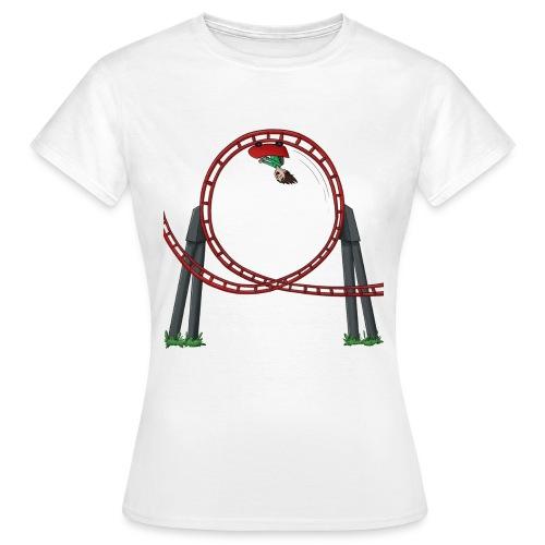 Looping Shirt (VROUW) - Davincstyle - Vrouwen T-shirt