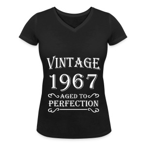 Vintage 1967 - Aged to perfection T-shirts - Vrouwen T-shirt met V-hals