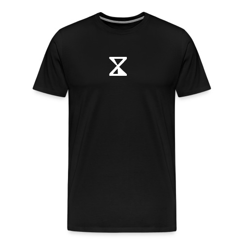 RSDZ White Hourglass (Men) - Men's Premium T-Shirt