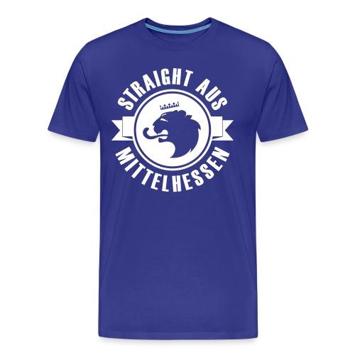 SAM T-Shirt Premium / FU - Männer Premium T-Shirt