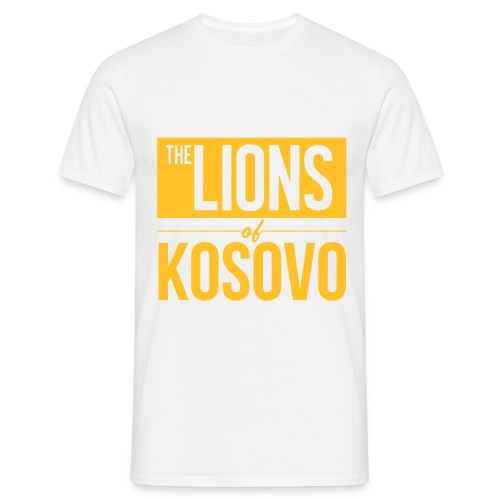 The Lions - T-shirt - Männer T-Shirt