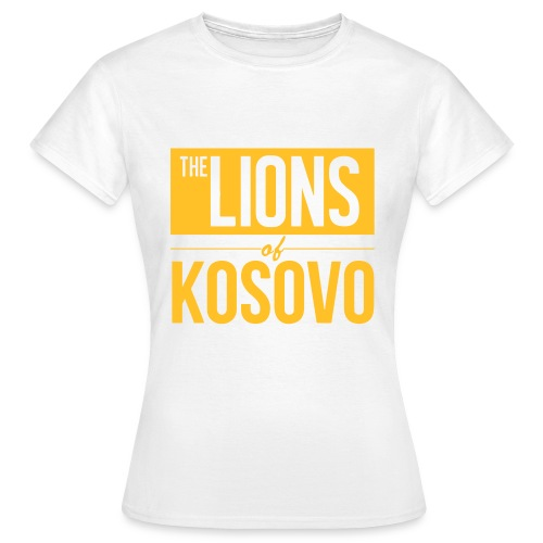 The Lions - T-shirt - Frauen T-Shirt