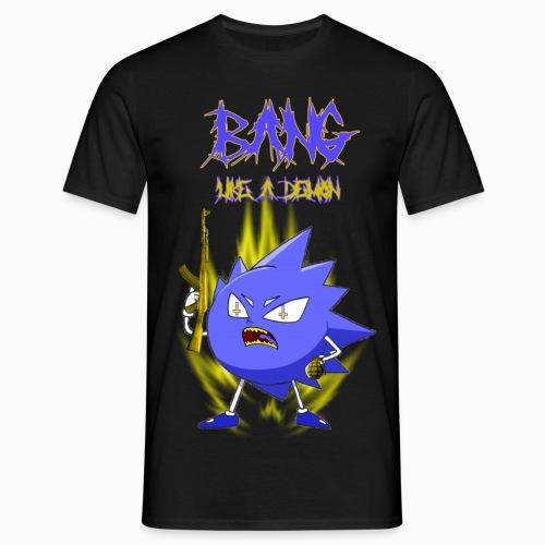 MAD PATCH - Men's T-Shirt