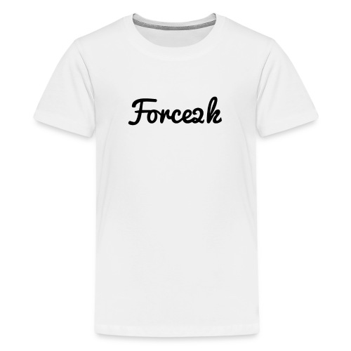 Force2K Teen T-Shirt - Teenage Premium T-Shirt
