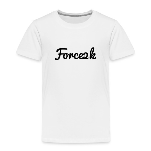 Force2K Kids' T-Shirt - Kids' Premium T-Shirt