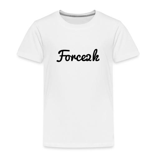 Force2K Kids' T-Shirt - Kids' Premium T-Shirt