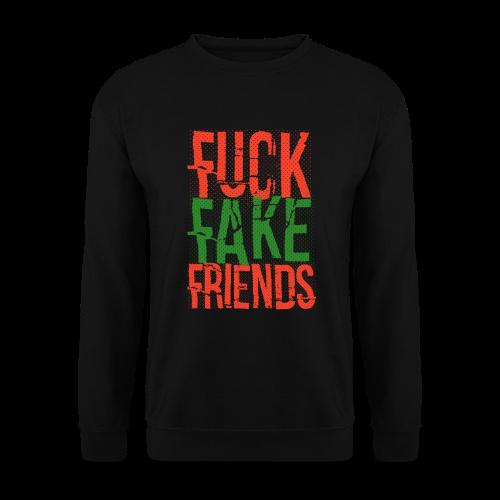 FUC* FAKE FRIENDS SWEATER - Männer Pullover