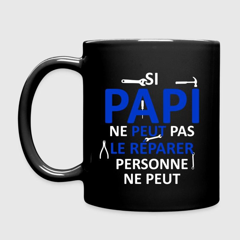 Tasse papi peut le r parer spreadshirt - Code promo private sport shop frais de port ...