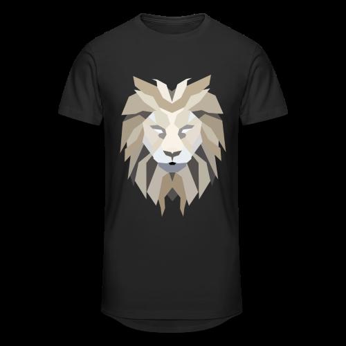 Glorious Lion Longshirt - Mannen Urban longshirt