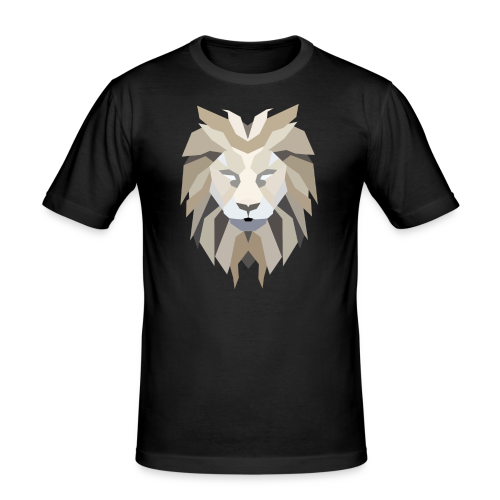 Glorious Lion T-shirt - slim fit T-shirt