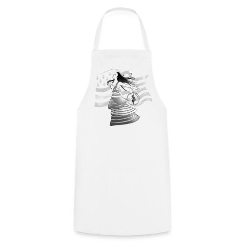 tablier missBreizh Liberté - Tablier de cuisine