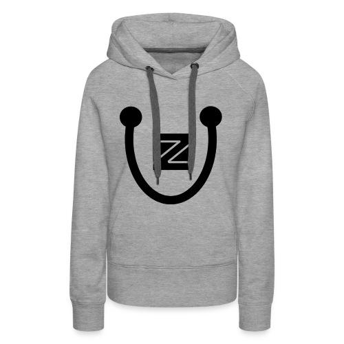 The ZU Logo Women's Premium Hoodie - Women's Premium Hoodie