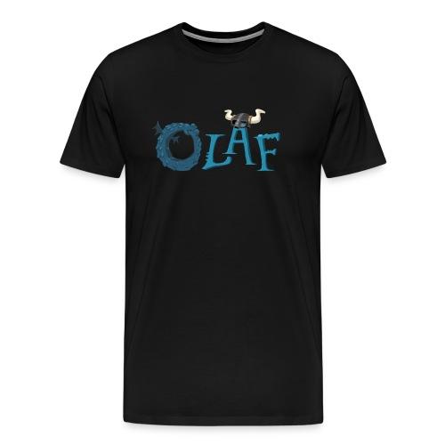 Olaf t-shirt black - Männer Premium T-Shirt