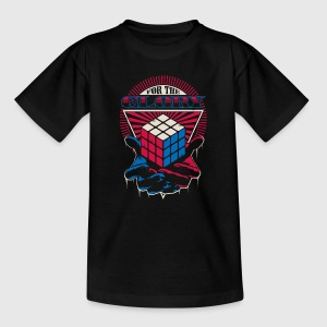 Rubik's For The Glory - T-shirt Ado