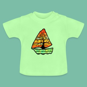 Tee shirt bébé Brocéliande Spirit - T-shirt Bébé
