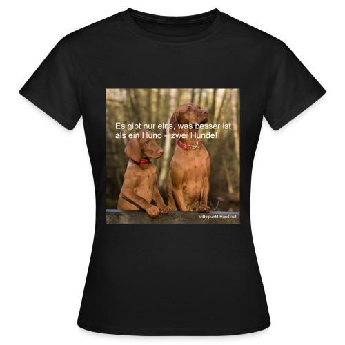 T-Shirt - Frauen T-Shirt