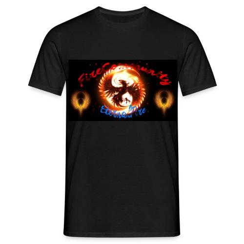Fire T-Shirt - Maglietta da uomo
