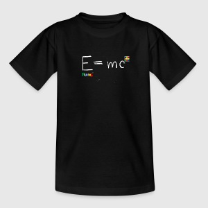 Rubik's E = mc - T-shirt Ado