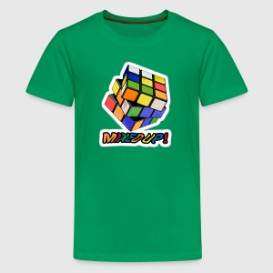 Rubik's Mixed Up! - T-shirt Premium Ado