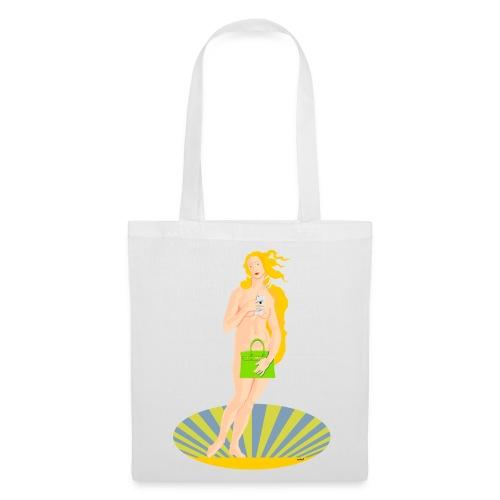 Modern day version of the birth of Venus - Tote Bag