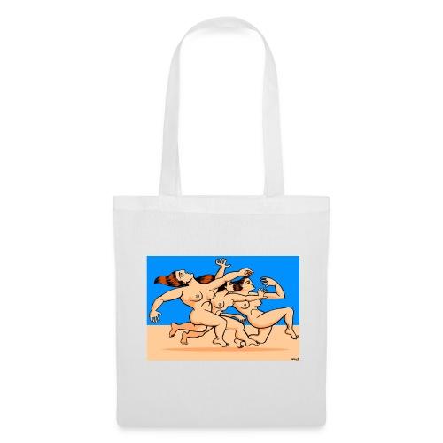 The Three Dis-Graces - Tote Bag