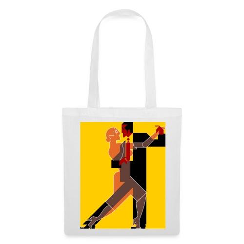 Tango dancers - Tote Bag