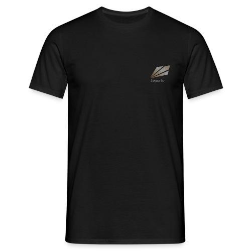 T-Shirt mit Nicknamen - Männer T-Shirt