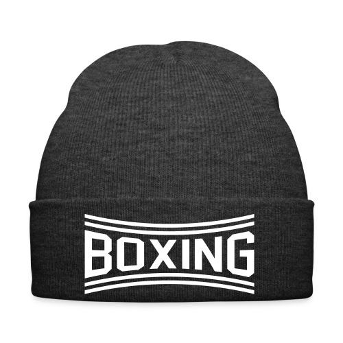 Boxing Hat - Cappellino invernale