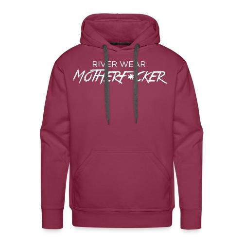 River Wear - Motherf*cker Hoodie - Premiumluvtröja herr