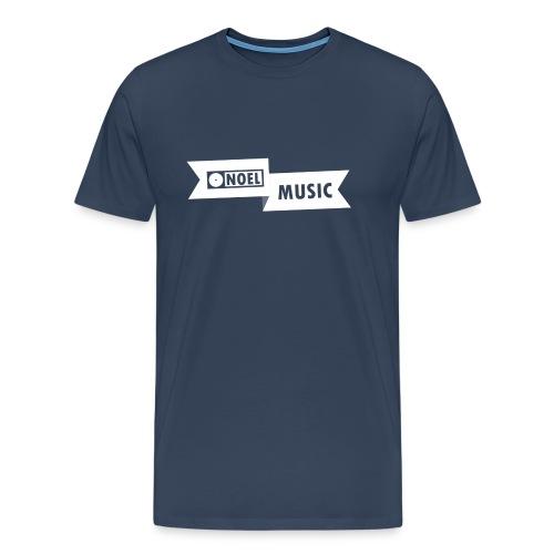 NOEL Music Shirt, logo - Men's Premium T-Shirt