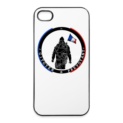Coque  4 / 4 S  - Coque rigide iPhone 4/4s