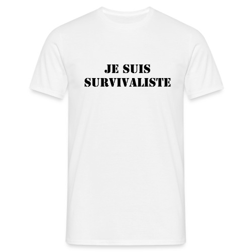 survival #1 - T-shirt Homme