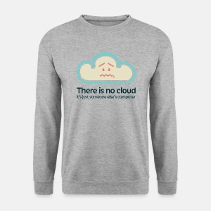 'There Is No Cloud' Jumper - Original - Men's Sweatshirt