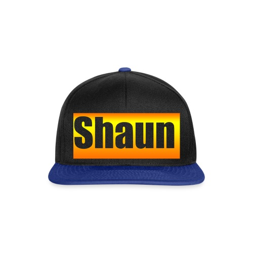 The SHAUN Hat - Snapback Cap