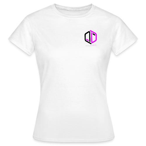 Frauen T-Shirt Weiß - Frauen T-Shirt